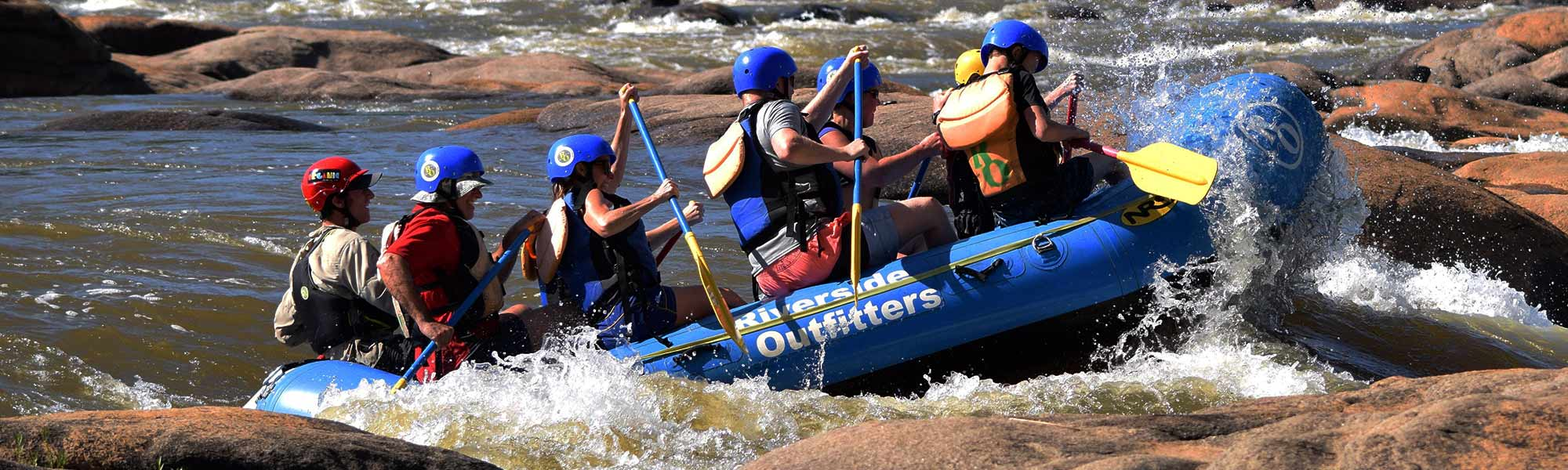 Rafting | Whitewater Rafting | Riverside Outfitters