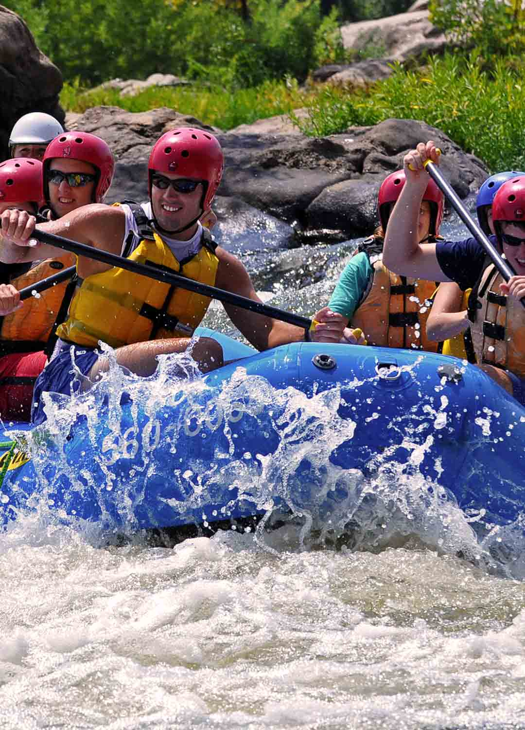 Whitewater Rafting, Paddleboarding, Youth Camps, Canoe/Kayak