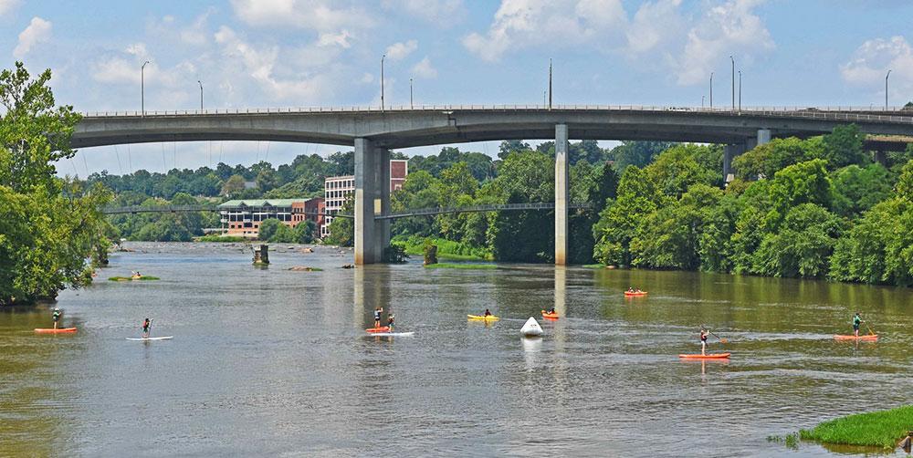 James River Wins Prestigious 'Riverprize'